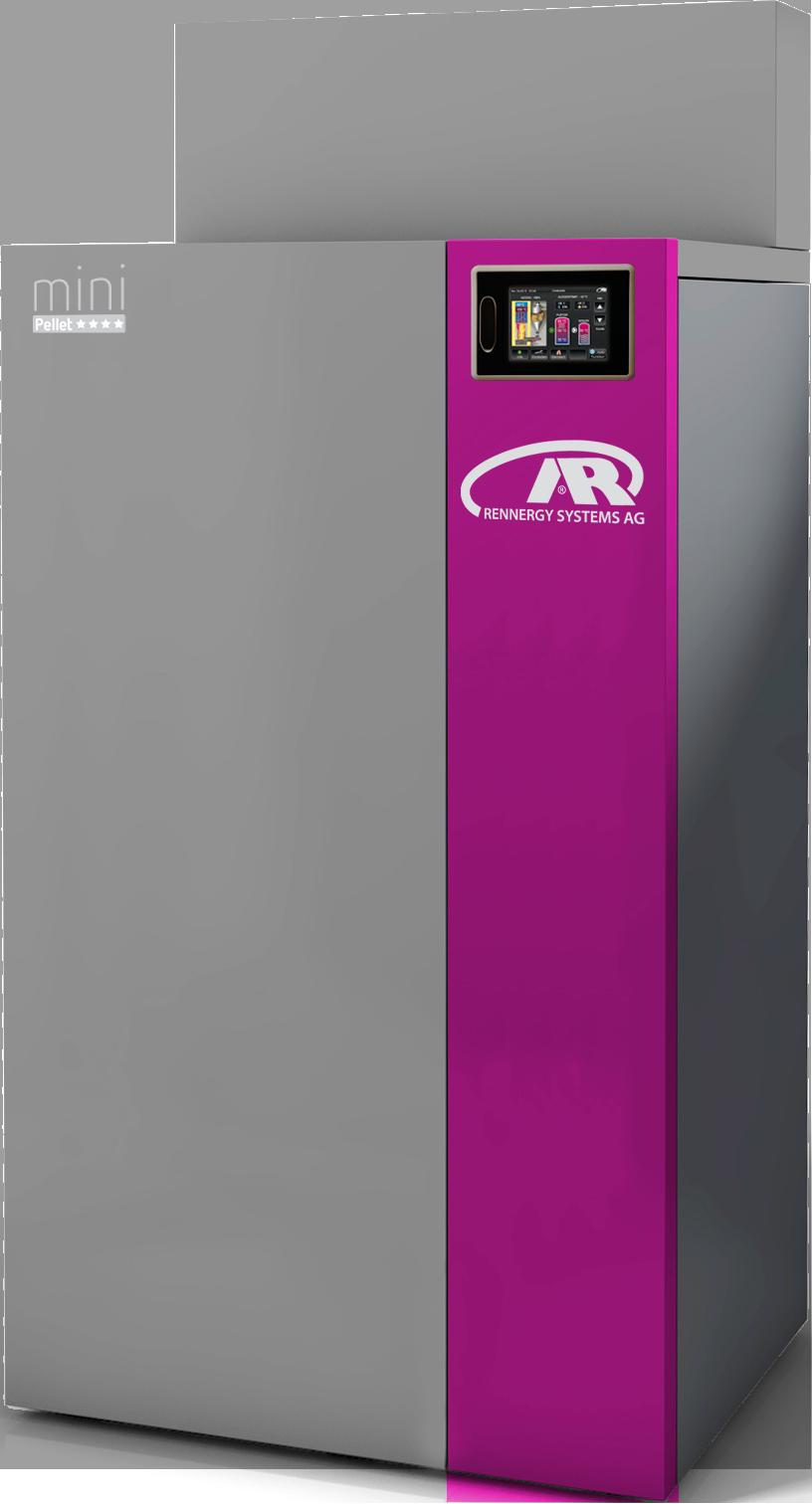Rennergy Pellet Mini RPM6-15